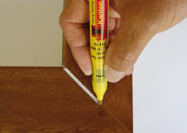 Fenster-Fix Premium Farblackstift Anthrazitgrau 701605 RAL7016